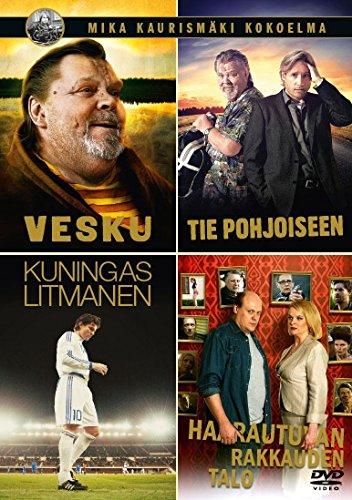 kuningas litmanen dvd