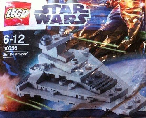 Mini set de construcción LEGO Star Wars # 30056 Destructor estelar embolsado por LEGO [Toy] [productos de importación paralelos]