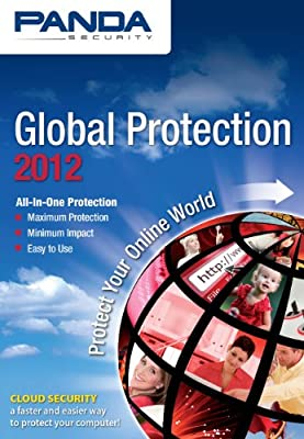 Panda Global Protection 2012 3-PC