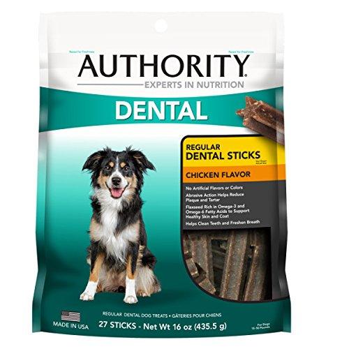 Authority Dental Stick Dog Treat
