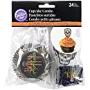 Wilton 415-3178 Deadly Soiree Cupcake Combo Pack, Assorted