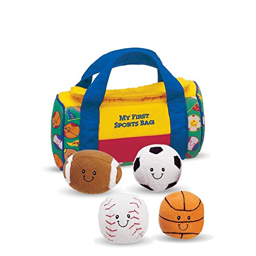 First Sports Bag Playset - GUND Playset My 1st 7.5