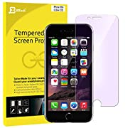 Amazon Lightning Deal 65% claimed: iPhone 6s Screen Protector, JETech 2-Pack Premium Tempered Glass Eye Protection Screen Protector for Apple iPhone 6 and iPhone 6s 4.7 (Matte)