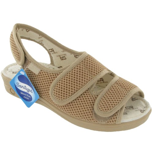 Mirak Celia Ruiz 213 Wide Fit Sandal / - Womans Shoes For Swollen Feet