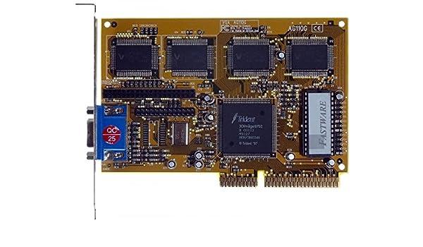 AGP-tarjeta gráfica Trident 3D image 975 ID3118: Amazon.es ...