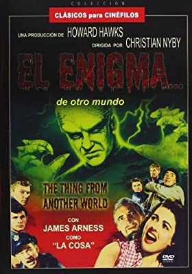 El Enigma De Otro Mundo (1951) (Import Movie) (European Format - Zone 2) (2012) Margaret Sheridan; Kenne
