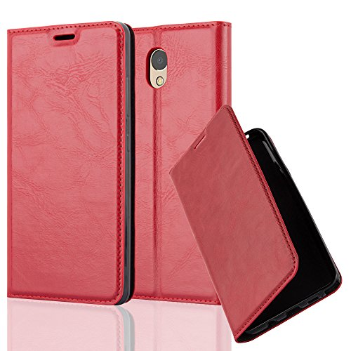 Cadorabo Book Case Works with Lenovo P2 in Apple RED for sale  Delivered anywhere in USA