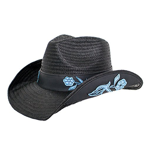 Peter Grimm New Aster Drifter Cowboy Western Hat Paper - Aster Club