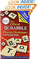 #9: The Official Scrabble Players Dictionary, New 5th Edition (mass market, paperback) 2014 copyright