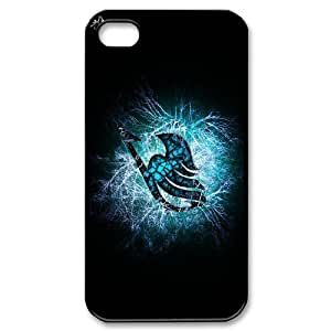 Best Phone case At MengHaiXin Store Anime fairy tail Pattern 269 For Iphone 4 4S case cover