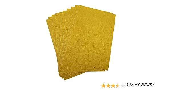 10 Hojas A4 Cartulinas Adhesivas de Colores Brillantes Cartulinas ...