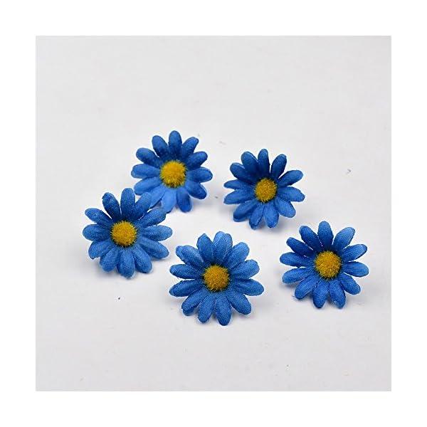 100pcs-Artificial-Flower-Small-Silk-Sunflower-Handmade-Head-Wedding-Decoration-DIY-Wreath-Gift-Box-Scrapbooking-Craft-Fake-Flowe-White