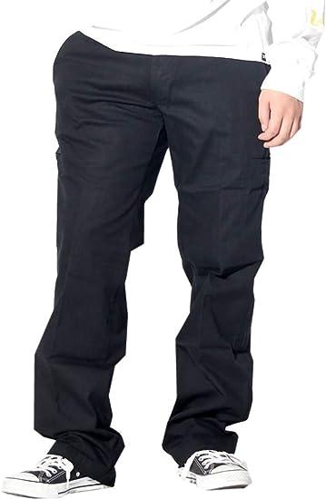 (リー) Lee カーゴパンツ 大きいサイズ メンズ USAモデル B系 ストリート ストレートフィット ストレッチ 2カラー [並行輸入品]