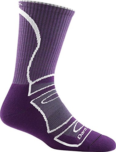 Darn Tough Elka Nordic Cushion Sock - Women's Night Shade Small (Past Season)