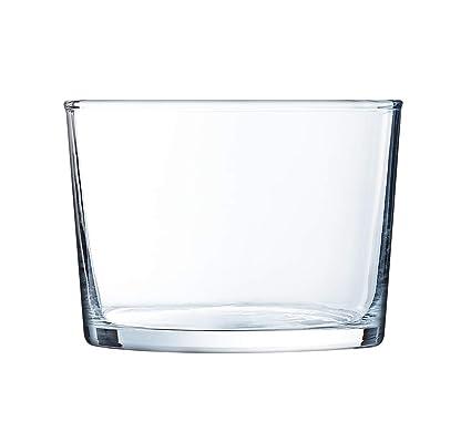 Arcoroc j4764 vaso Chiquito 21 cl, vidrio templado, Transparente ...
