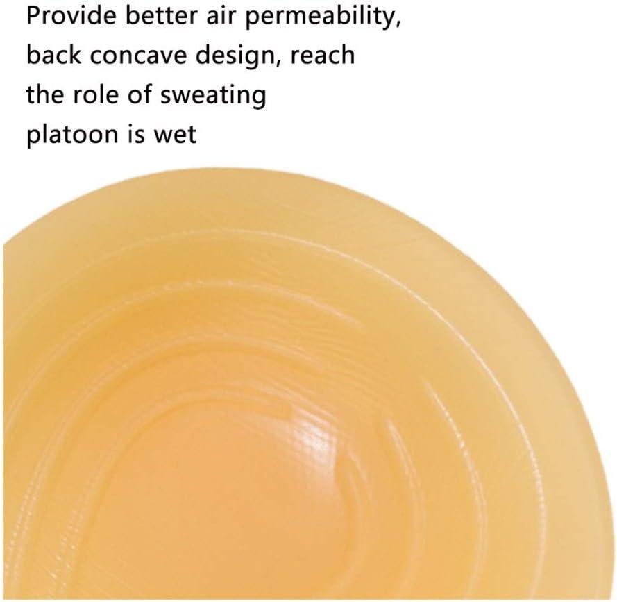 Color : Left, Size : 150g QYXJJ 1 Pezzo Silicone Premium Forme Seno Falso del Seno Finto Seno protesiche Forme del Seno for Veste Mastectomia
