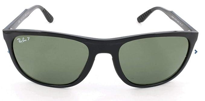 Ray-Ban 0RB4291 Gafas de sol, Black, 58 para Hombre