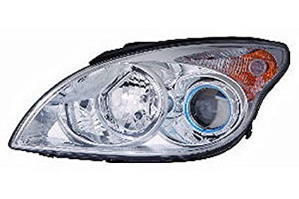 Right Genuine Hyundai 92102-2L152 Headlamp Assembly