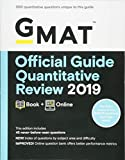img - for GMAT Official Guide Quantitative Review 2019: Book + Online book / textbook / text book
