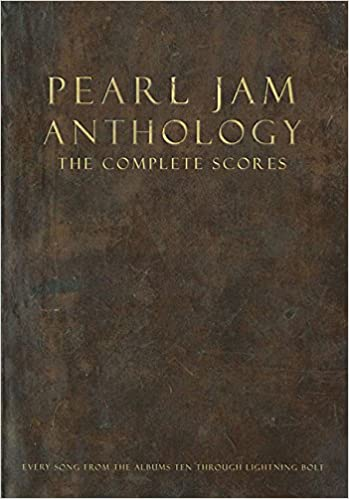 Pearl Jam Anthology - The Complete Scores: Deluxe Box Set: Pearl Jam ...