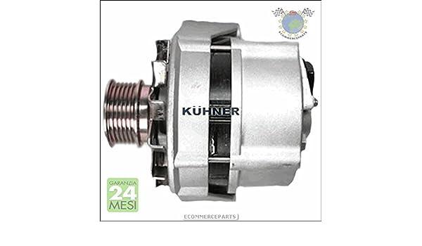 JP9 Alternador Kuhner MERCEDES 190 Diesel 1982> 1993: Amazon.es: Coche y moto