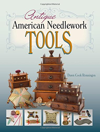 - Antique American Needlework Tools