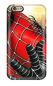 Top Quality Cases Covers For Iphone 6 Cases With Nice Spiderman Appearance by ruishername