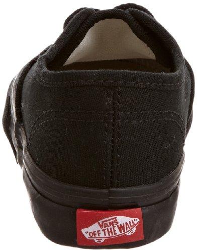 Black Authentic Baskets T Vans Vans T mode bébé Noir mixte tzwqE