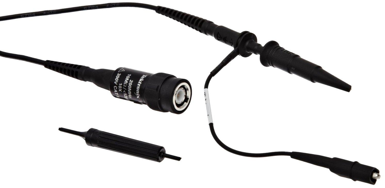 Tektronix P2220 1X/10X 200 MHz Passive Voltage Probe, Covered BNC, 1.5m Length