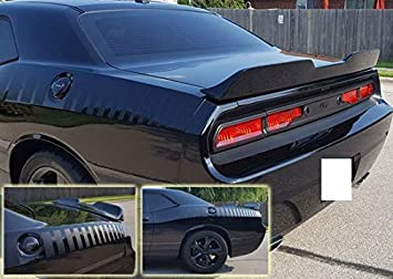 Dodge Challenger 2008-2014 Factory Style 2-Post Rear Spoiler Fits