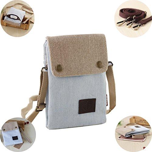 - Small Crossbody Purse for Girls, Urmiss Fashion Lady Handbag Shoulder Bag Tote Purse Denim Jean Women Messenger Hobo Bag