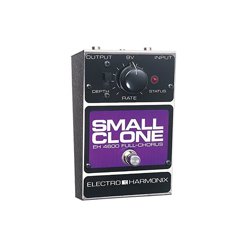 Electro-Harmonix Small Clone Chorus Peda