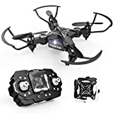 TENKER Mini RC Drone for Kids, Portable Pocket Quadcopter with Altitude Hold Mode, One-Key Take-Off & Landing, 3D Flips and Headless Mode, Easy to Fly for Beginners Review