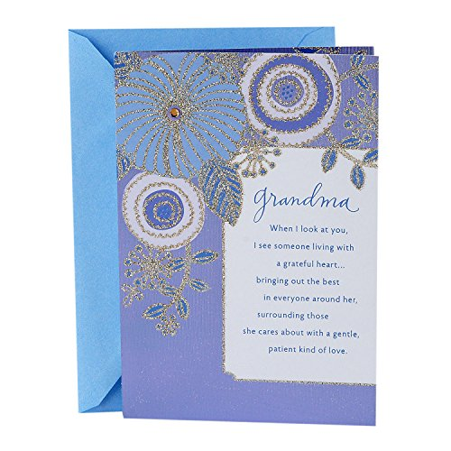 Hallmark Mother's Day Greeting Card for Grandmother (Wonderful Woman)