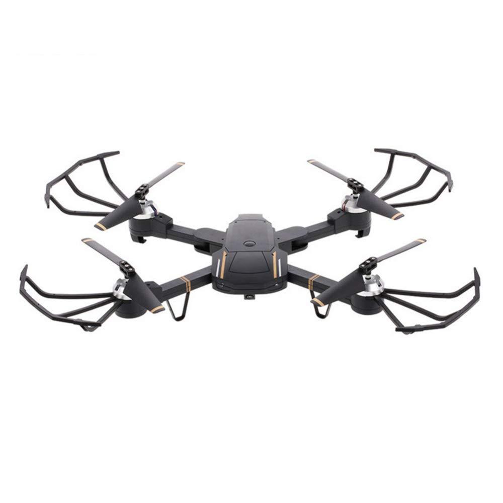 ASQXYFCT Modello Aeronautico Pieghevole per Aerei con Telecomando per Riprese Aeree Resistente a Velivoli a Quattro Assi,Nero,FXQ