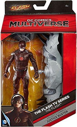 Mattel DC Comics Multiverse The Flash TV Action Figure
