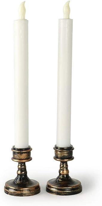 Polo vela con la vela cera de velas largo matrimonio restaurante ...