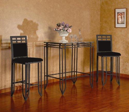 Black Bar Table - 4