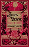 Jules Verne (Barnes & Noble Omnibus Leatherbound Classics): Seven Novels (Barnes & Noble Leatherbound Classic Collection)