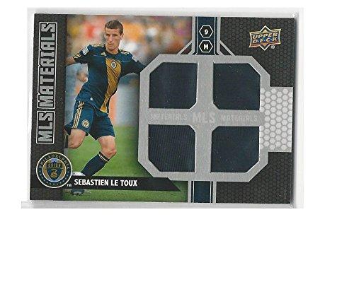 Soccer Pro 2011 Upper Deck MLS #M-SL Sebastien Le Toux #M-SL NM Near Mint MEM from MLS