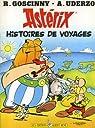 Astérix : Histoires de voyages par Uderzo