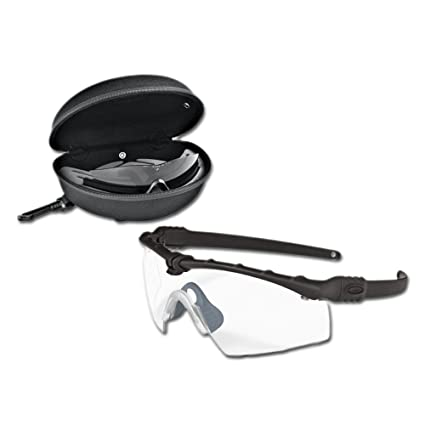 fda103037aa69 Amazon.com   Oakley SI Ballistic M Frame 3.0 Array Clear   Gray ...