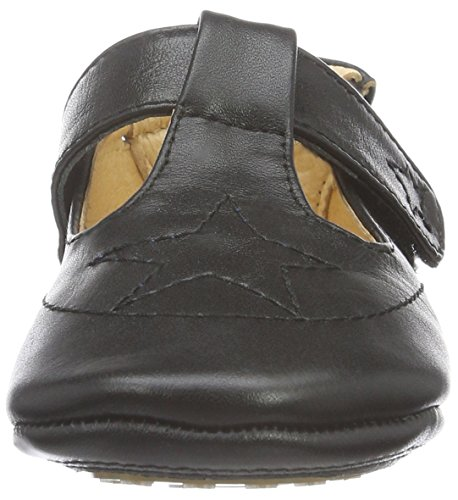 Indoor By Schnoor mixte Chaussons Shoe Black Sofie Noir enfant Petit Baby ZPqwHxaBB