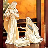 Lenox First Blessing Nativity Holy Family Figurine Set 3 Piece Mary Joseph Baby Jesus
