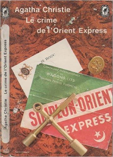Livres gratuits Le crime de l'Orient Express - trad. L.Postif pdf ebook