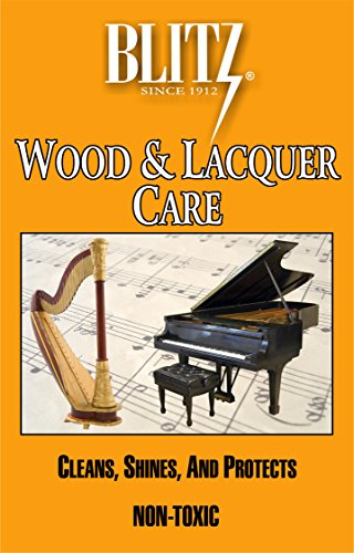 Blitz Music Care 311 Wood & Laquer Care
