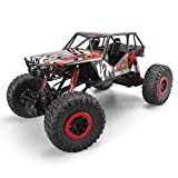Toy, Play, Game, Off-road 4WD rc car 1/10 monster truck climbing Car Racing Off-road Big Wheels Rock Crawlers Crash proof rc toys car best gift, Kids, Children