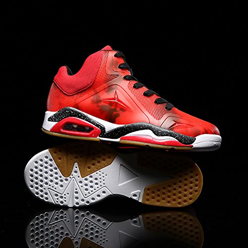 Sneaker Town Shoes Performance Shock Shoes Red 66 Basketball Men's Air No Running Absorption zqwHgOnx