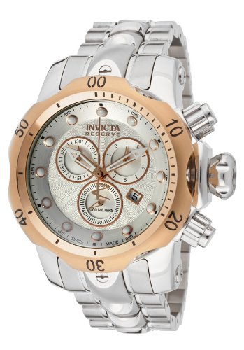 invicta-mens-10795-venom-reserve-chronograph-silver-textured-dial-stainless-steel-watch