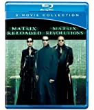 The Matrix Reloaded / The Matrix Revolutions (Two-Pack) [Blu-ray] by Warner Home Video